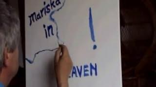 the making of Mariska in heaven