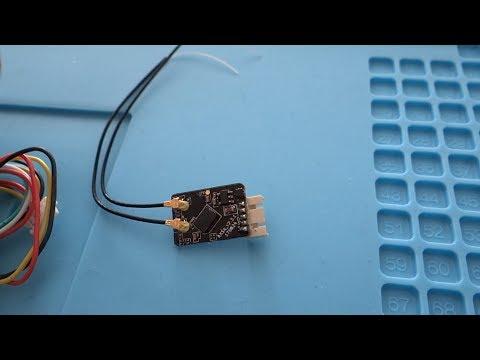FrSky R-XSR Ultra Mini Redundancy Receiver from banggood