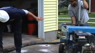 RC CONCRETE LEVELING of AKRON OHIO & AIRPLACO MUDJACK PUMPS