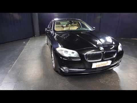 BMW 5-sarja 530 D Autom. F10 Sedan, Sedan, Automaatti, Diesel, SKB-630