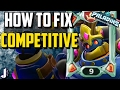How to Fix Paladins Competitive Mode