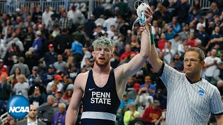 The 10 individual winners from NCAA wrestling championships | 2019