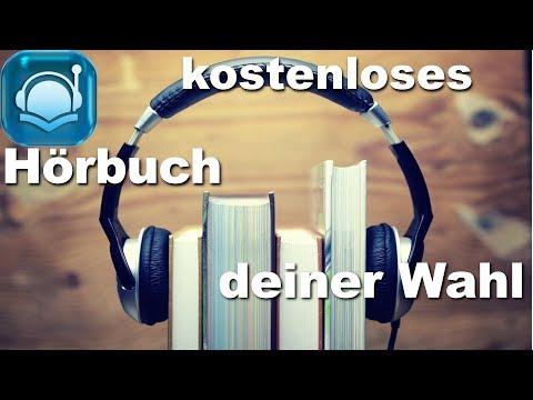 Kostenloses Hörbuch im gratis Audible Probemonat, Testzugang bekommen & richtig kündigen