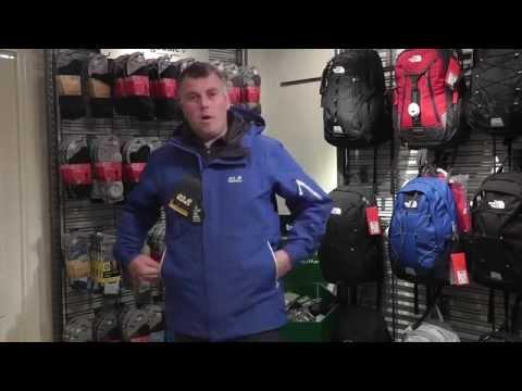 Jack Wolfskin Waterproof Jackets