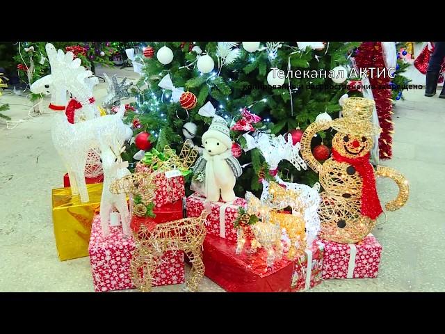 Везет ли ангарчанам с подарками?