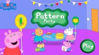 Свинка Пеппа Веселая Вечеринка игра по мультику Peppa Pig играем с Best Kids Apps