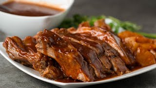 Slow Cooker Pineapple Baby Back Ribs - Video Youtube