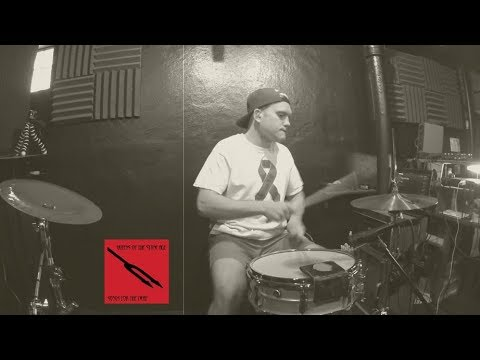 Queens of the Stone Age - Six Shooter - Drum Cover