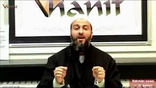 Rahman Sûresi (1-25 Ayetler) Tefsir - Muharrem Çakır