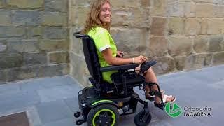 Una silla potente y polivalente, pero económica: QUICKIE Q100 R