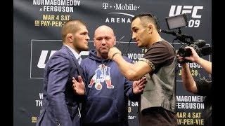 Khabib Nurmagomedov Vs Tony Ferguson UFC 223 Promo - Let's Settle This (HD)