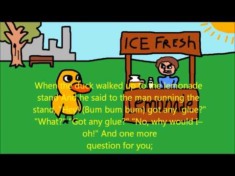 The Duck Song - (With Lyrics)