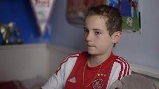 Transgender Niels wilde ouders niet teleurstellen - RTL LATE NIGHT