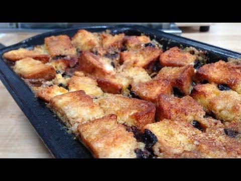 Video Jessica Alba's Dairy-Free Banana and Apple Bread Pudding Recipe | Healthy Recipes