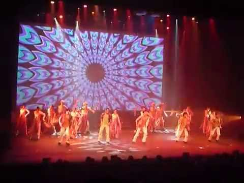 Spectacle Bollywood Express 2014 à Toulouse (видео)