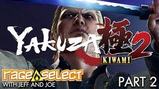 Yakuza Kiwami 2 - The Dojo (Let's Play) - Part 2