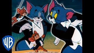 Tom & Jerry | Music Time! 🎼 | Classic Cartoon Compilation | WB Kids