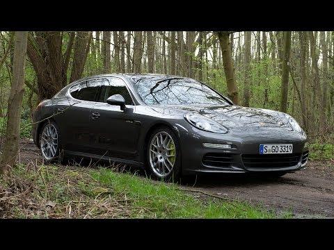 2014 Porsche Panamera S e-Hybrid / Fahrbericht der Probefahrt Test Review