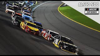 Alsco 500 : NASCAR Cup Series Full Race Replay   Charlotte motor Speedway