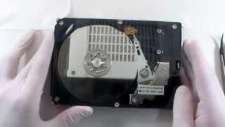 スケルトンハードディスクの製作DATAHOPE東北データ復旧