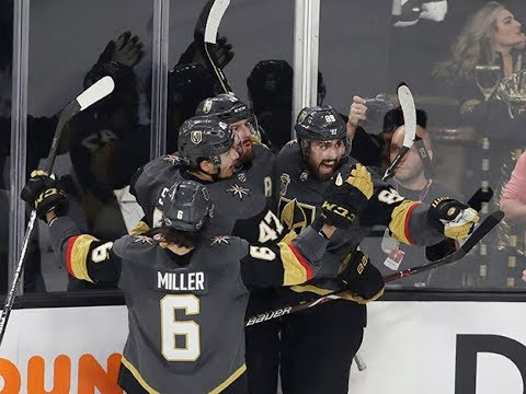 794106b753f Oil Spills: The Golden Knights are darlings of the NHL playoffs