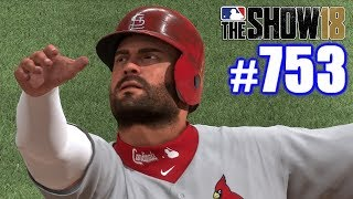 MERRY CHRISTMAS EVE! | MLB The Show 18 | Road to the Show #753