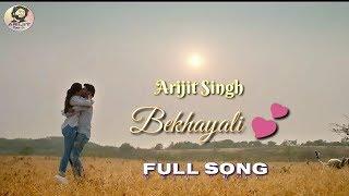 Arijit Singh | Bekhayali | Full Song | Kabir Singh Movie | Arijit Singh Version | 2019 | HD