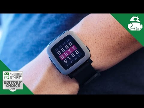 Pebble Time Review!