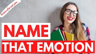 """CAN YOU """"NAME THAT EMOTION""""? Social Emotional Learning Video Lesson/ Gameshow - Social Awareness"""