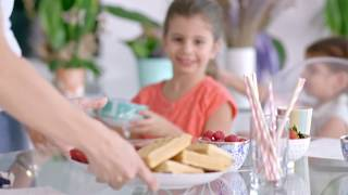 How can you teach your kids healthy habits?