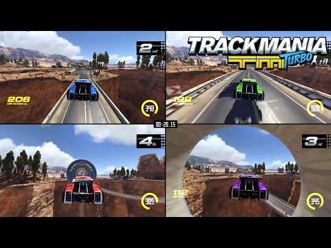 New Trailer for Trackmania Turbo