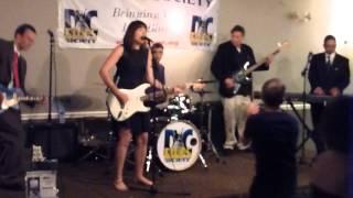 Sinners Like Me by Lydia Warren & Matt Kelley Band @ DCBS Battle of the Bands 2013