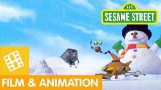 Sesame Street: Jealous Robots