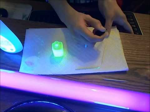 Efeito Fluorescente