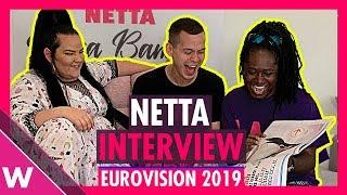 Nana Banana! Netta Barzilai On Her New Single, Madonna, Eurovision 2019 And More