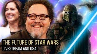 Let's Talk About Jon Favreau & Star Wars After Episode 9