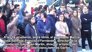 Murcia acoge la presentación de la 10º edición de Grandes Ilusiones