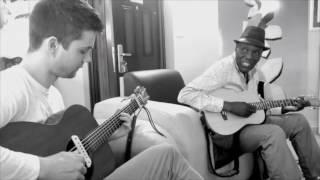 David & Oliver Mtukudzi Perform Todii (acoustic Duet)