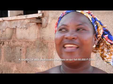 Crédit assainissement, une success story au Bénin