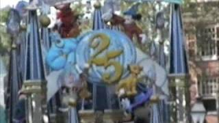 Remember the Magic Parade - Walt Disney World - 1996