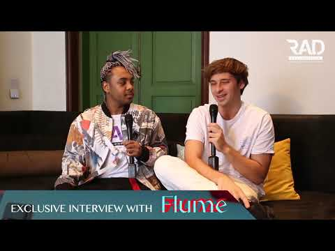 Exclusive Interview with FLUME