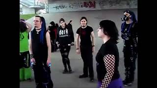 Walmart Yodel Kid Remix meets Goth Kids
