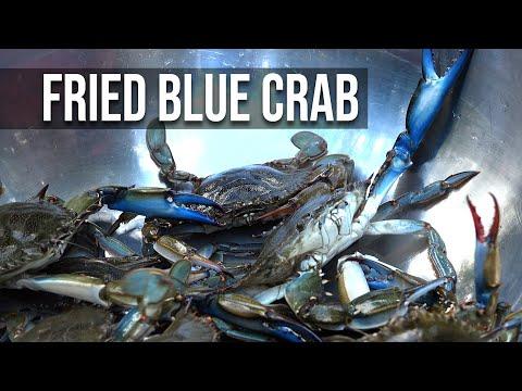 Blue Crab Blues recipe