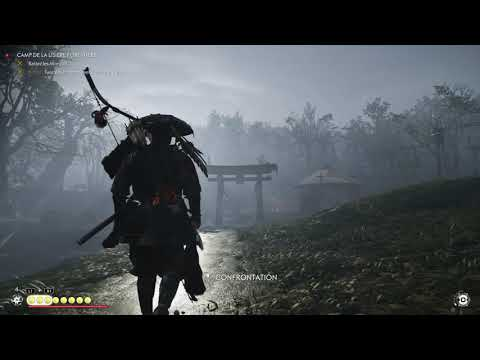 Ghost of Tsushima - Lethal gameplay vol. 2