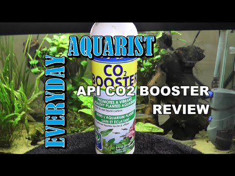 API CO2 Booster Review