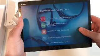 Huawei MediaPad M3 Lite Unboxing and Hands on - dooclip.me