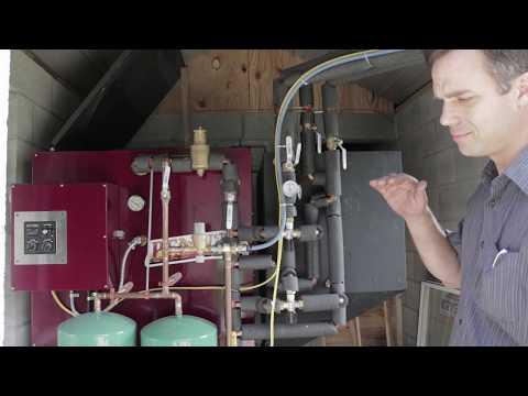 Glenwood Pennstoker Coal Boiler - Technical Overview