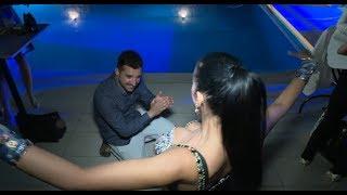 """""""Ексклузив"""" изненадување: Танчерка играше на роденденот на Александар Тарабунов"""