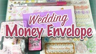 Wedding Money Envelope Tutorial