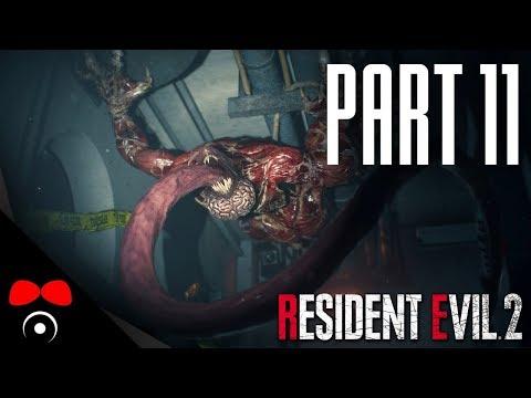 CO SAKRA DĚLALA CLAIRE? | Resident Evil 2 #11